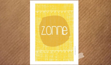 naamposter-spot-yellow