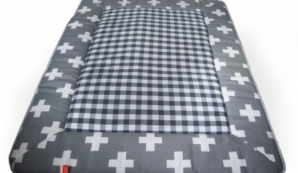 boxkleed-cross-grey